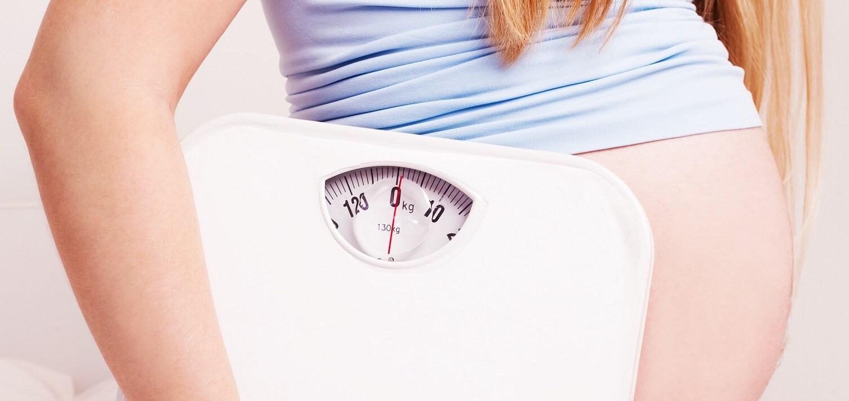 Беременность и вес