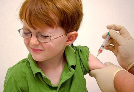 Календарь прививок детям до 7 лет