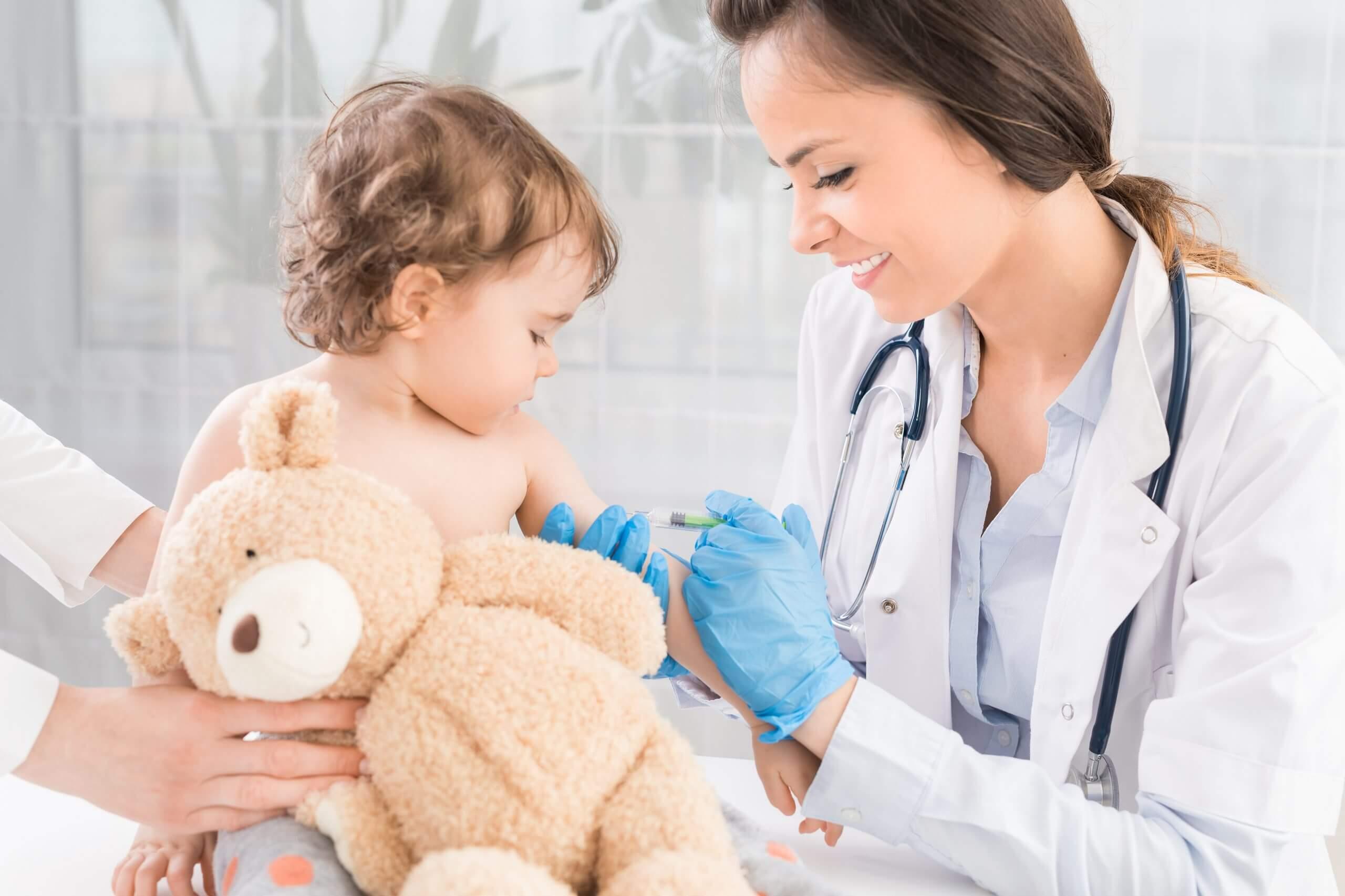 Календарь вакцинации детей