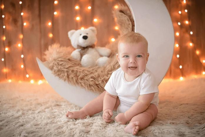 Психомоторное развитие малыша