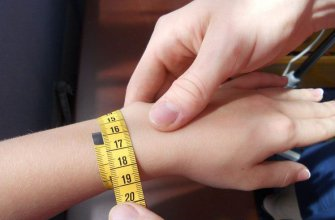 Калькулятор пропорций тела по обхвату запястья