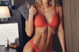 Расчет физического состояния женщины на калькуляторе