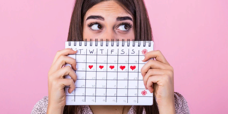 Задержка менструальных выделений на 1-й неделе