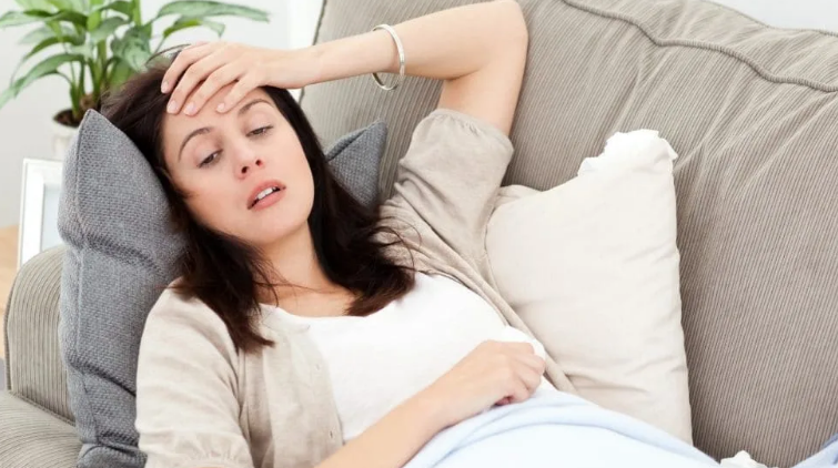 Головные боли и мигрень на 1-й неделе