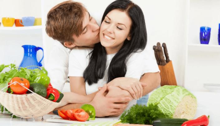 Правильное питание для зачатия