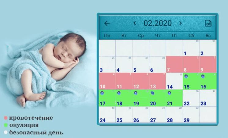 Что такое и как пользоваться календарем зачатия