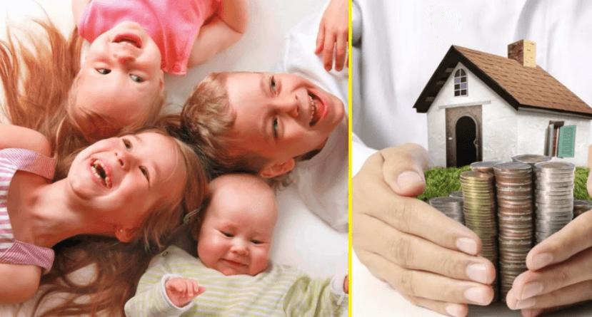 Выплаты и субсидии членам семьи