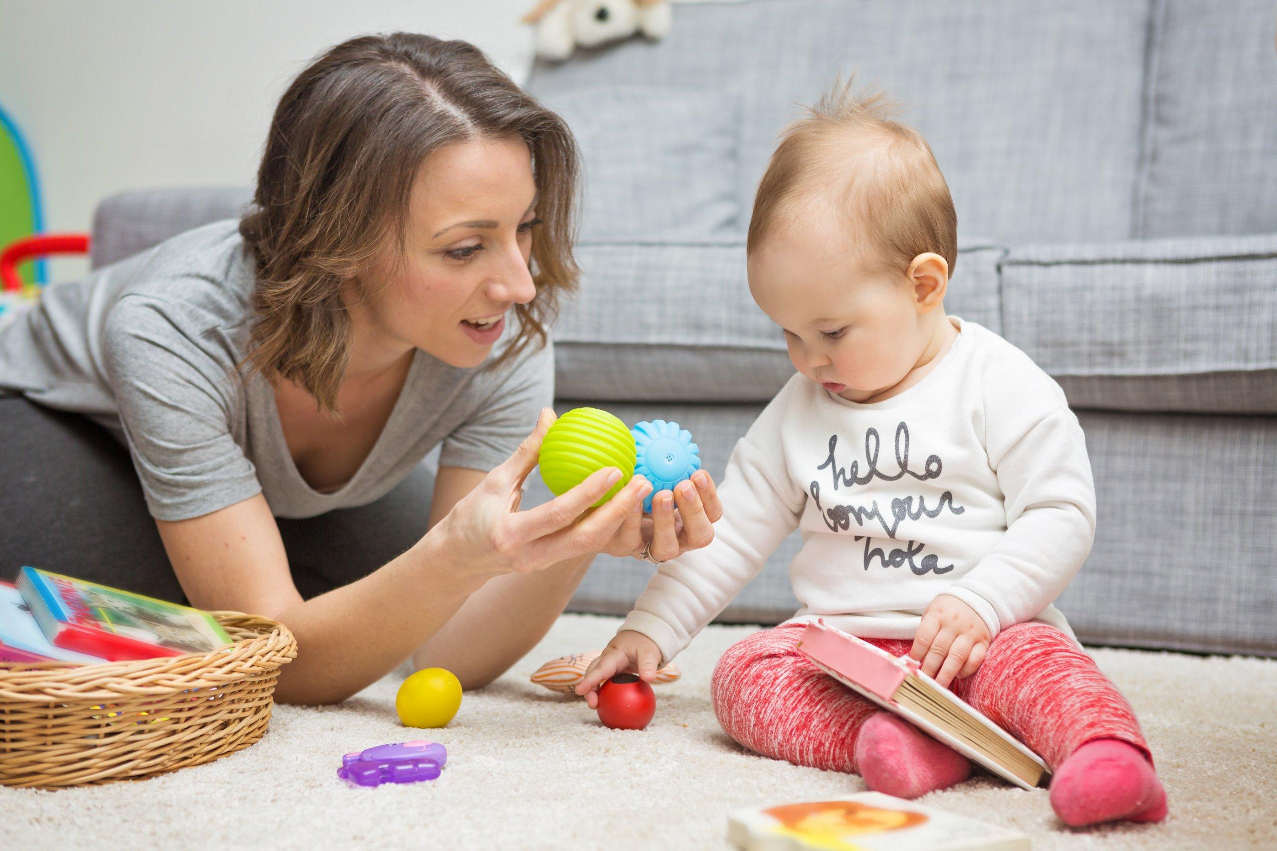 Речь ребенка в 10 месяцев