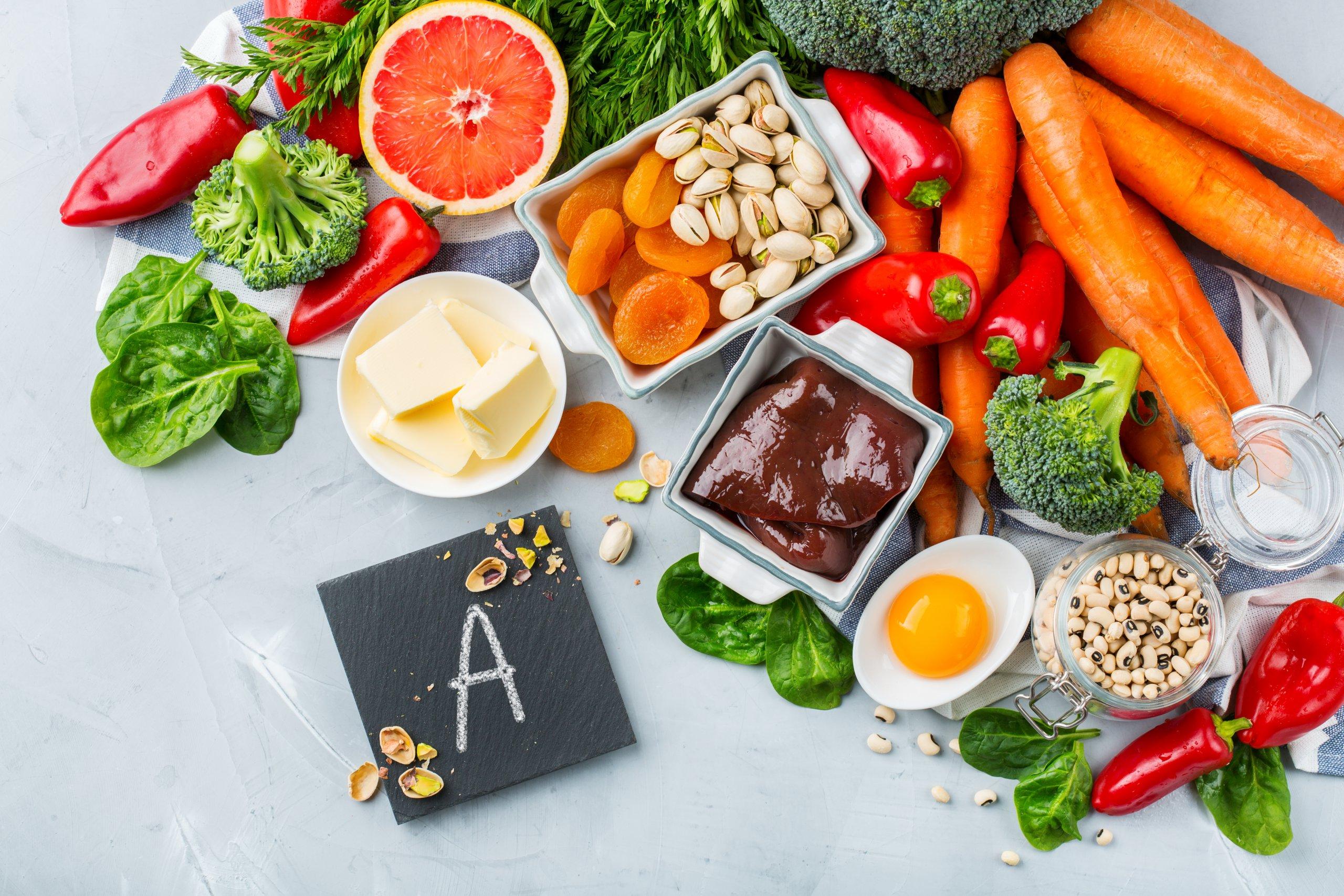 Витамины и минералы - расчет нормы потребления