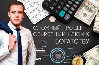 Онлайн калькулятор расчета сложных процентов