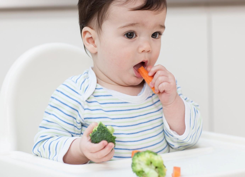 Прикорм малыша в 10 месяцев