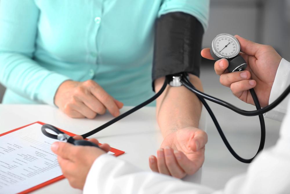 изменения пульса и давления