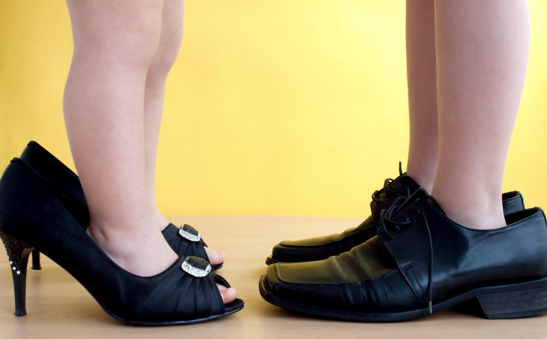 Расчет размера обуви